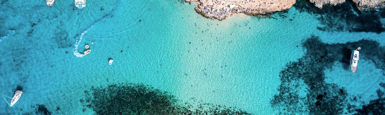 Comino Island, Malta