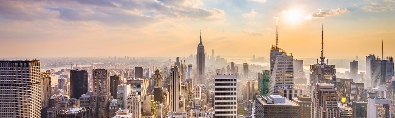 Flights to New York City
